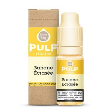 Banane Ecrasée 10ml - PULP